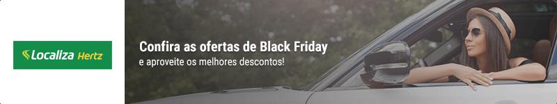 cupom de desconto Localiza Black Friday
