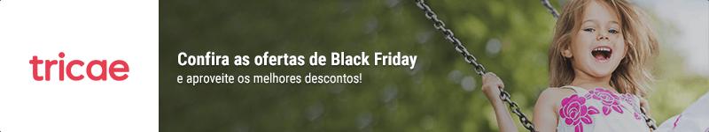 Cupom de desconto Tricae Black Friday